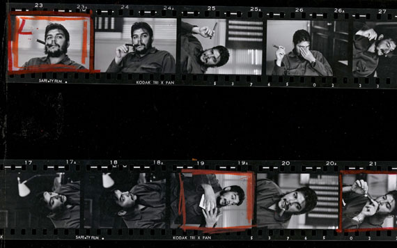 Magnum - Contact Sheets
