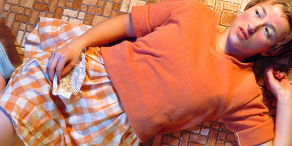 Cindy Sherman: Untitled # 96, 1981 © Courtesy of the artist and Metro Pictures, New York