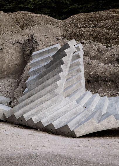 Delphine Burtin: Untitled (no. 19) from the series Encouble, 2013