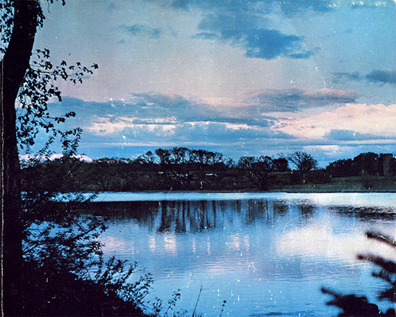 Christian Patterson: Fond du Lac (Blue Lake), Archival Inkjet Print, 81 x 102 cm, Edition of 5