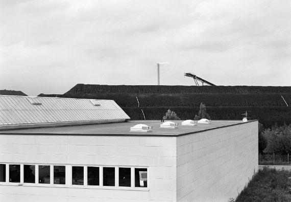 Joachim Schumacher: Essen-Vogelheim, Kohlehalde, 1993