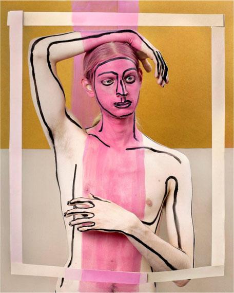 Tandem Rose, 2014 © Manon Wertenbroek