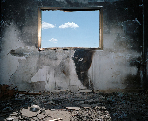 "Heinrich Völkel: Gaza, 2009, from the series ""The Terrible City""