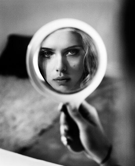 Vincent Peters: Scarlett Reflection, 2013 © Vincent Peters