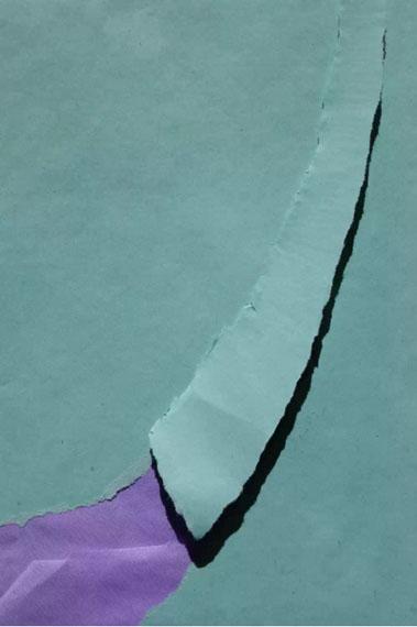 Jessica BackhausUnfolding, 2015digital C-Print60 x 76 cm© Jessica Backhaus, Courtesy Robert Morat Galerie