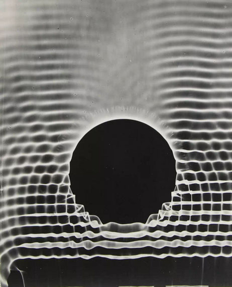 Untitled (Science) I, 1958-61 © Berenice Abbott
