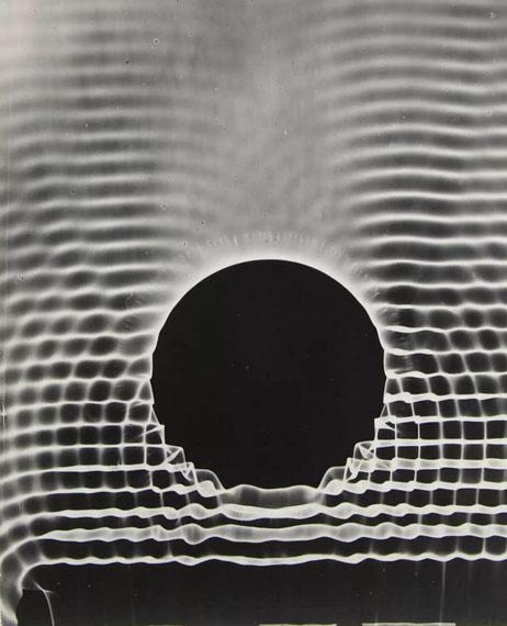 Untitled (Science) I, 1958-61 © Berenice Abbott