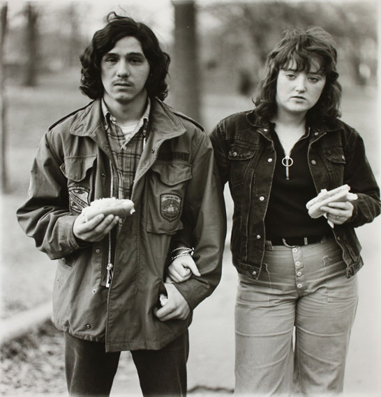 Diane Arbus 