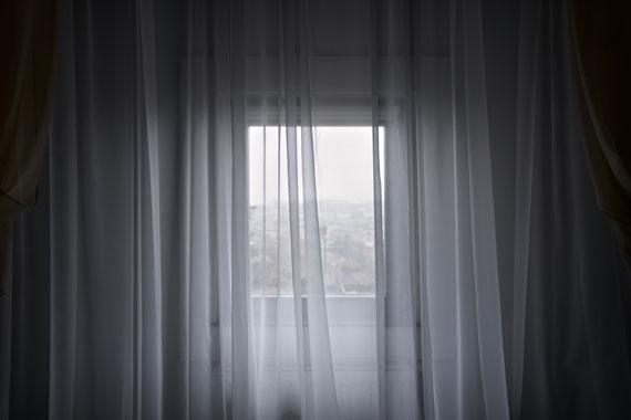 """Roger Eberhard: """"Window #206"""" aus der Serie """"Aussicht"""""""