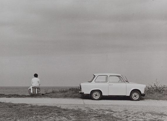 """Ulrich Wüst: aus der Serie """"Spätsommer"""", 1989 bis 1990 © Ulrich Wüst"""