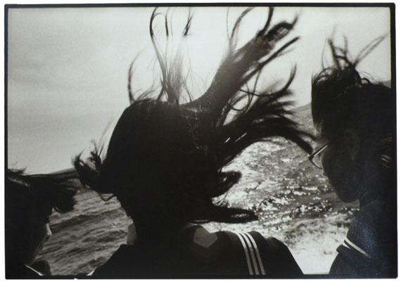 © Masahisa Fukase Archive 'Seikan Ferryboat, 1976' Vintage silver print