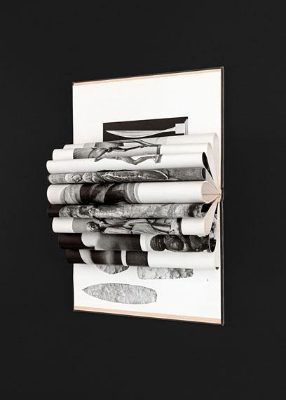 Samuel Henne: »untitled (Valentiner)« aus »musée imaginaire«140 x 100 cm, 2013 © Samuel Henne