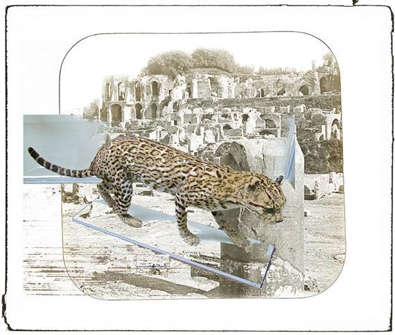 Pompeii Venezia, 2014, Ultrachrome K3 pigment inkjet print, 22x15 inches © f&d cartier