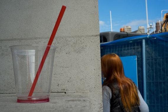 END. Red Straw, 2016 © Eamonn Doyle.  Courtesy Michael Hoppen Gallery