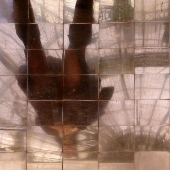 Tilmann Krieg: Grand Palais, Paris 2011, 75 x 75 cm