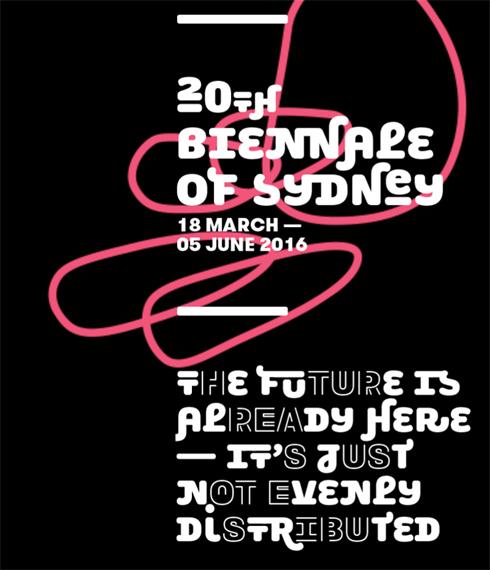 20th Biennale of Sydney