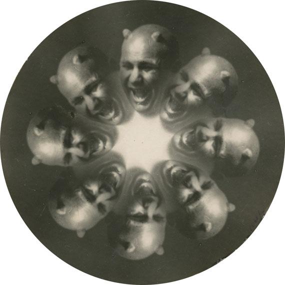 © István Kerny, 'Neptun, 1916
