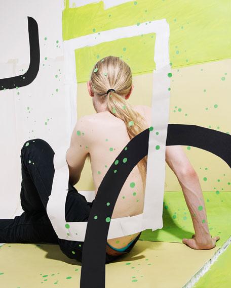 Tandem Lime, 2014 © Manon Wertenbroek