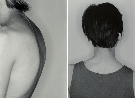 Michael SchmidtUntitled (from Frauen) 1997 - 1999Gelantin Silver Print60.2 × 99.6 cm