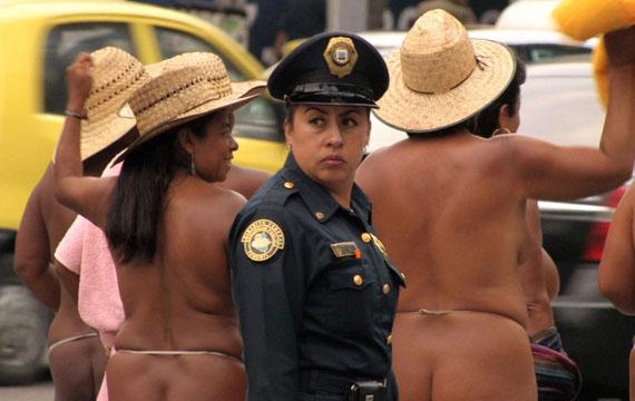 Clarisse Hahn – Los Desnudos, Mexique, 2012 – © Clarisse Hahn
