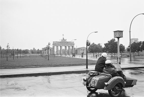 WITH DIFFERENT EYES: GERMANY IN THE 1960S