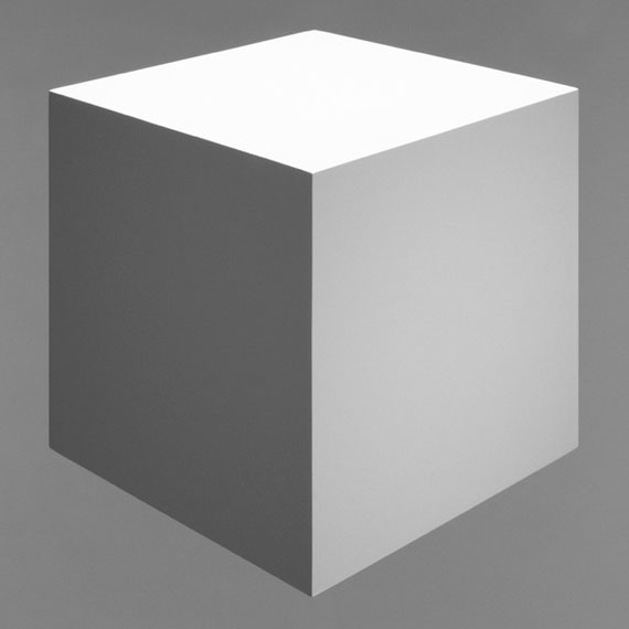 Edward MapplethorpeThe Cube No. 1201, 2016Archival pigment print55.88 x 55.88 cm© Edward Mapplethorpe