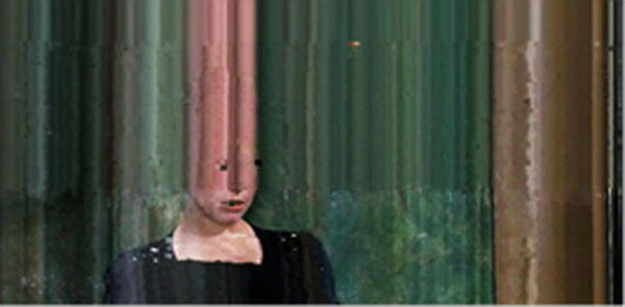"""Eric Rondepierre, """"DSL, 02"""", 2010, DSL, tirage lambda contrecollé sur aluminium, sous diasec, 50 x 90 cm. Courtesy de l'artiste et galerie Isabelle Gounod - Topographie de l'Art"""