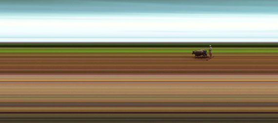 Jay Mark JohnsonSIDESHOW SIEM REAP #1, 201250,8 x 122 cm