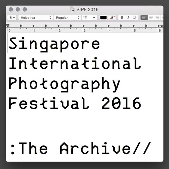 5th Singapore International Photography Festival