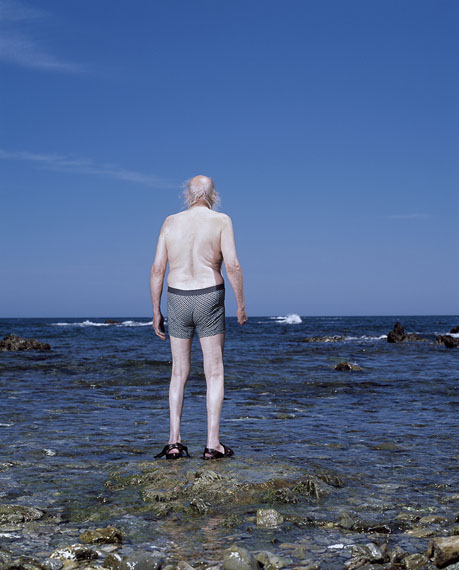 Ben at the SeasideMas Malakoff, 2011© Hanne van der Woude
