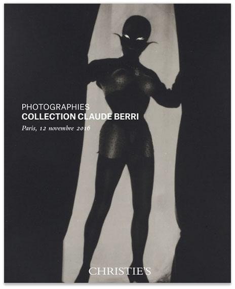 Photographies - Collection Claude Berri
