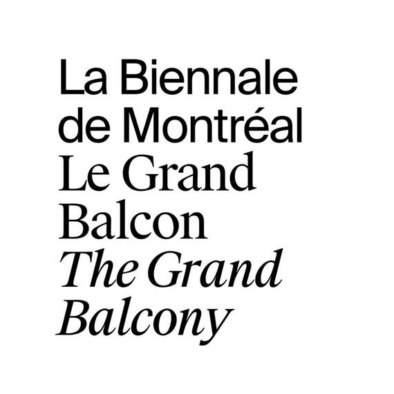 LA BIENNALE DE MONTRÉAL 2016