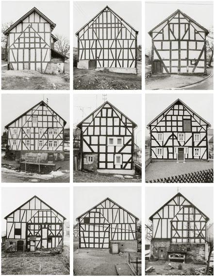 Framework Houses in Siegen's Industrial Region