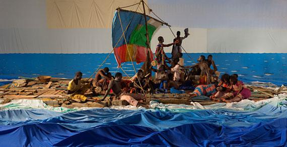 The Raft of the Medusa (Saint-Louis) © Adad Hannah