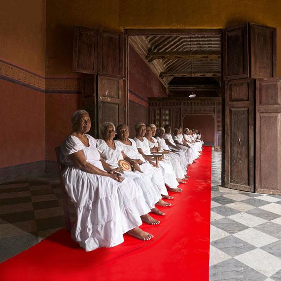 © Ruby Rumié and NH Galería50 MUJERES EN BODEGON, 2015Photograph, 51.18 x 51.18 in.  130 x 130 cm.