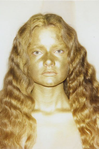 VANESSA BEECROFT POLAROIDS 1993.2016