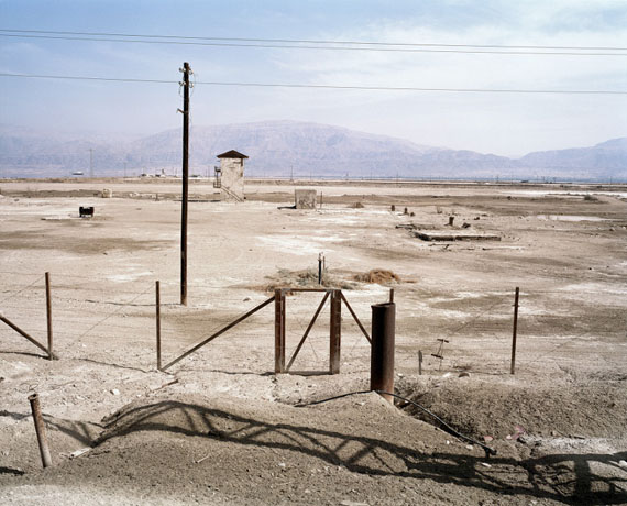 "Andréas Lang: ""Bei Sodom"", Israel 2007"