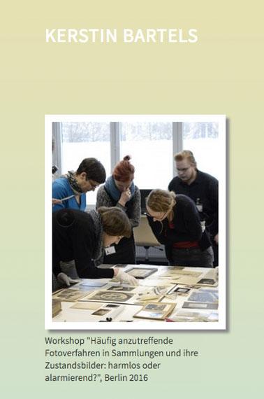 Workshop: Condition check und report