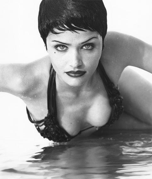 Helena - Bikini 3, Los Angeles, 1992© Herb Ritts Foundation, Courtesy of Hamiltons Gallery