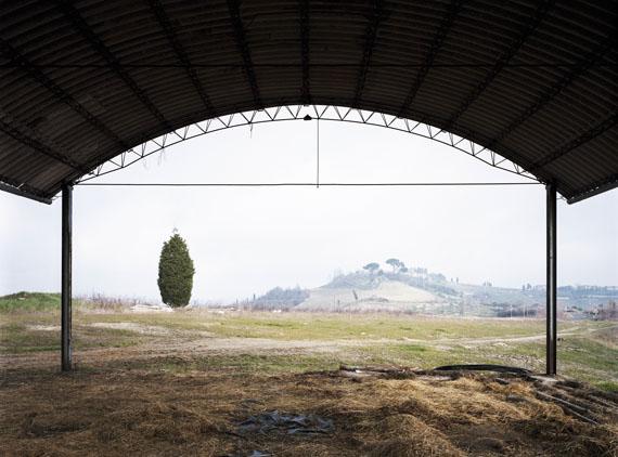 Axel Hütte, Olmo/Siena, Italien, 1991© Axel Hütte