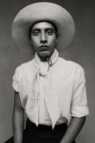 Young Gaucho, 2012 © Pieter Henket