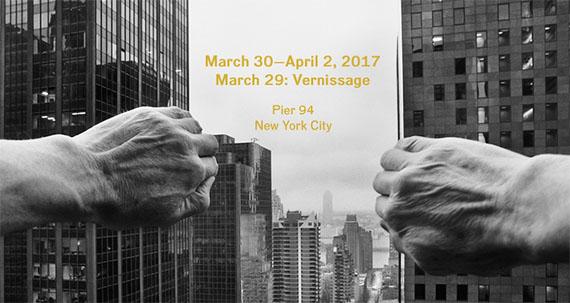 AIPAD Photography Show New York 2017