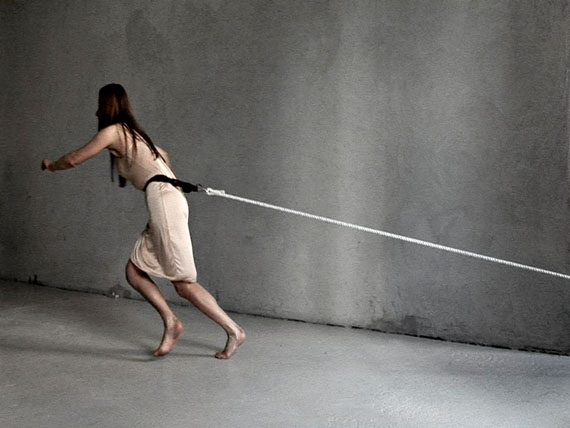 Pernilla Zetterman, Exercise No 4, 2012