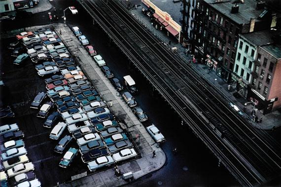 Elliott Erwitt: New York City, 3rd Ave, 1955 © Elliott Erwitt / Magnum Photos