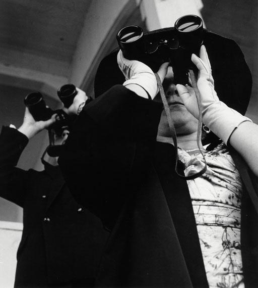 Herbert Dombrowski: Derby II, 1957, 31 x 30,5cmCourtesy Galerie Hilaneh von Kories