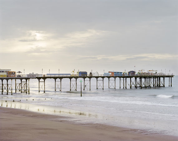Simon Roberts: Pierdom 05, Teignmouth Grand Pier, Devon, 2011