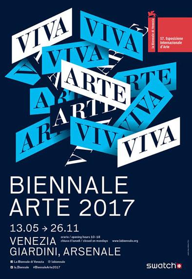 The 57th International Art Exhibition - VIVA ARTE VIVA 2