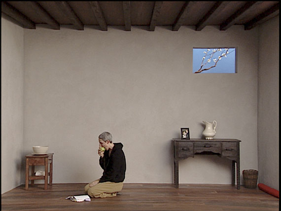 Bill Viola: Catherine's Room, 2001
