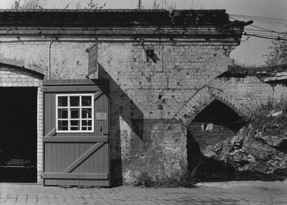 Bahnbogen 22 bis 79, Gleisdreieck Berlin 1964 und 2014