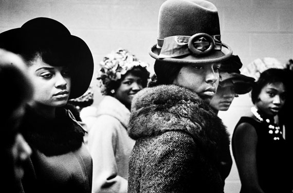 Leonard Freed, Harlem fashion show, New York, 1963 © Leonard Freed/Magnum Photos